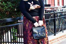 Fashionable Curvy Women / by Nathalie Fernando