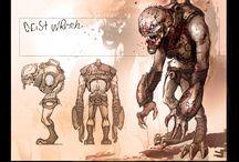 Aliens: Humanoids
