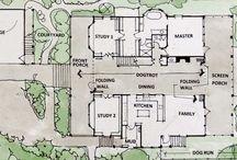 Breezeway house plans