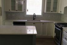 Kitchen & Laundry Renovations