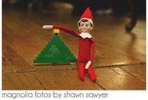 Elf ideas / by Amy Glandon