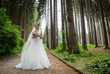 Wedding portraits - Nature