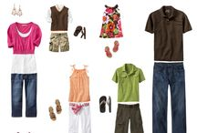 Wardrobe Suggestions / Take a look at some of these great idea for dressing you and your kiddos for your session.