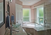 Alair Homes Nanaimo - Dockside Bathroom Renovation / Alair Homes | Nanaimo | Bathroom | Renovation  / by Alair Homes