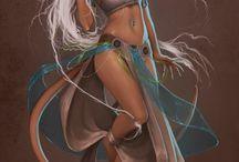 RPG inspires / by Bney Landis