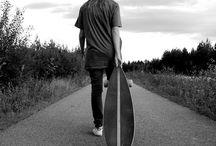 Longboarding / by RED REIDING HOOD