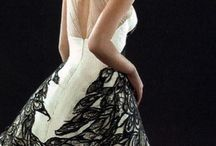 Wedding dresses - Black
