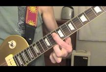 gitar lesjon