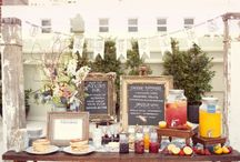 Dessert Table / by Meline - Crafty Peachy Bunny