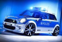 Kampagnenfahrzeug 2011 / Mini E by AC Schnitzer