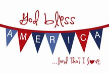 Holidays ~ 4th of July / by God's Girl Jul