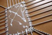 pletene z papiera