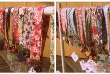 Bracelets / Nouveaux bracelets ! Houla laaaaa ! Tous ces nouveaux bracelets Liberty ! Ils ne demandent qu'à rejoindre des poignets en recherche de couleurs.