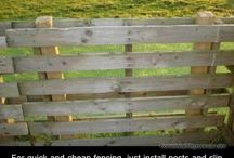Gates and Fences / by Going Green