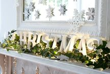 Christmas Decor / by Lauren Faughnan