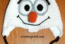 Crochet patterns / by Elaine Mote