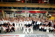 6 Horas de Bahréin 2016 / Por segundo año consecutivo Porsche consigue todo en el Mundial de Resistencia FIA WEC: la victoria en Le Mans, el título de Constructores (logrado en Shanghái) y, ahora, en la prueba final de Bahréin, de nuevo el triunfo en el Campeonato del Mundo de Pilotos.