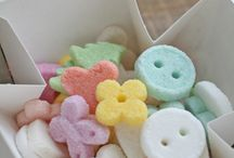 Delicious Pastels - Sweet Things / gorgeous pastel food ideas - pastel is so pretty... / by Jillie