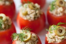 Appetizers / Get your snack on, with these festive and yummy appetizer recipes.