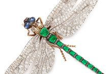 Jewelry: insects