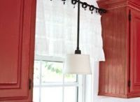 Curtains and window treatments / Window treatments