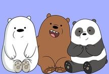 We bare bears❤️