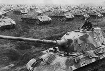 WW2 German Vehicles & Weapons