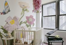 Kids / Lets reconsider the child's bedroom, especially conventional color palettes