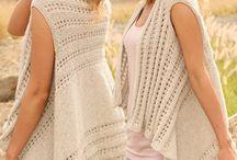 NÁVODY - pletení a háčkování