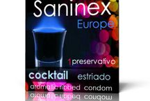 SANISEX / Preservativos de primerísima calidad. Fabricados con tecnología y diseño exclusivo. Sensación Saninex de pleno contacto con máxima seguridad. Aromas únicos y máximo placer.