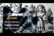 """Alice Special Guest / Trailer di """"Alice Special Guest"""" Opera per voci e Orchestra di Pasquale Corrado"""