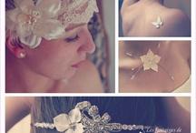 Handmade bridal jewelry - Bijoux de mariage sur mesure