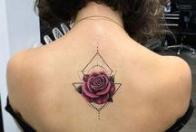 tatoo trandafiri