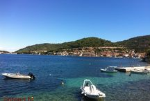 """The island of Vis, Croatia / """"Of course, we are talking about natural beauties and traditional Adriatic architecture, but the special attraction of Vis also lies in its atmosphere."""" said Jonathan Bousfield, an Englishman specialized in writing about Croatia for the Rough Guide tourist book guides"""