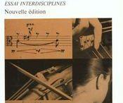 Les livres pour la musique concrète...etc / la musique concrète, les nouvelles technologies...etc