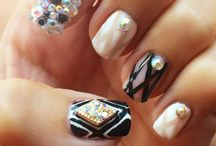Metallic Nails / Beautiful Metallic Nails for Fall / by Red Carpet Manicure