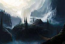 Landschaft Inspiration