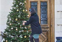 Noël Green / Noël en vert et contre tout !  On décline le vert sapin pour une déco fraîche, pop, aux accents tropicool !