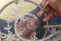 free bead embroidery