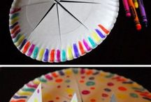 paper plates art