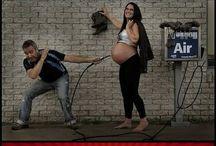 Fotos divertidas grávida