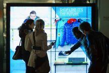 interaktive Schaufensterdesigns