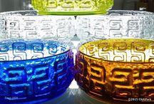 Suomalainen lasi - Finnish glass - Tamara Aladin / Suomalainen lasi, Finnish glass, Riihimäen Lasi, Tamara Aladin