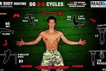 Calistenia & Street Workout / Treino com peso corporal, treino de rua!!