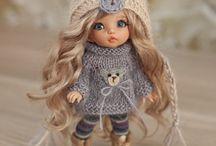 Шарнирные куклы