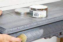 pintura mueble