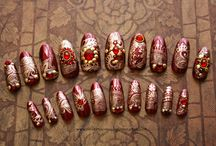 Beautiful! / mehndi inspired beauty products, and henna based products