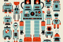 Robots / robots are something we dream of when we are little...but in real life they could be scary.