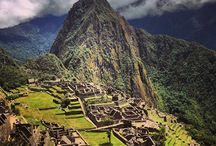 Machu Picchu / We are going on an adventure! / by Susan Gonzalez