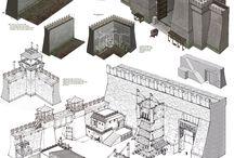Arquitectura ♥ / Todo como sea maquetas, croquis, proyectos, planos, diseño de interiores y exteriores, etc relacionado con la arquitectura ~my life~